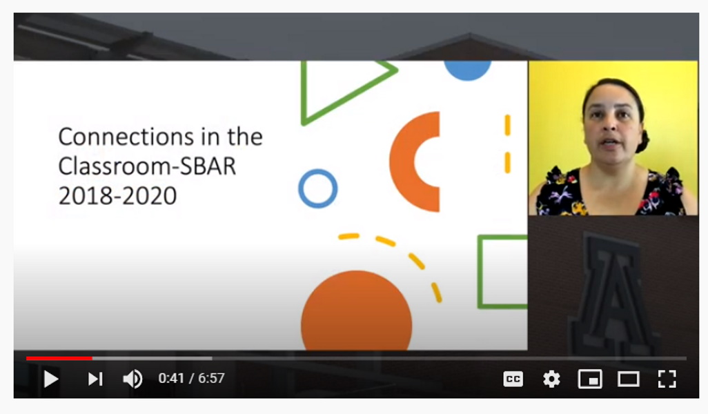 SBAR Connections in the Classroom Video
