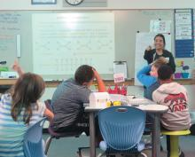 Arisbeth Guayule and Guar in the Classroom