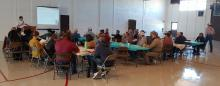Alternative Crops Conference hosted in Portales, NM, welcomed 50 participants from the region.