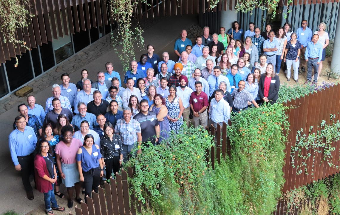 2019 SBAR Retreat Group Picture