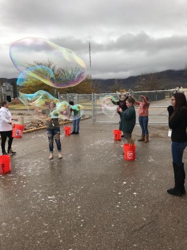 Guar Giant Bubble Workshop